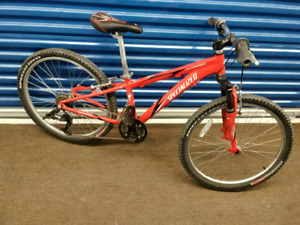 ~* Specialized Hotrock XC 24* All Aluminum * Front Suspension *~