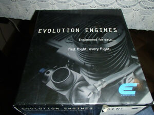 Motoeur avion RC plane Evolution engine 0.61