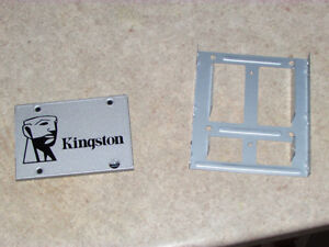 Kingston 120g solid state drive