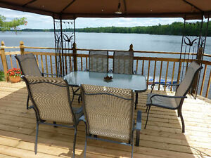 Cottage for Rent on Dollars Lake,best fishing vacation