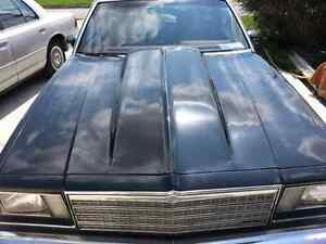 SOLD 1979 El Camino SS/factory 4spd manual
