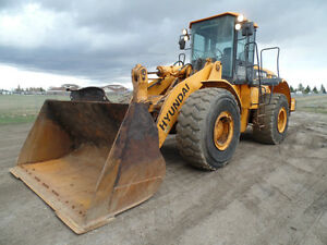 2008 HYUNDAI HL760-7A WHEEL LOADER AT www.knullent.com