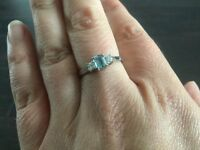 Beaverbrooks diamond ring
