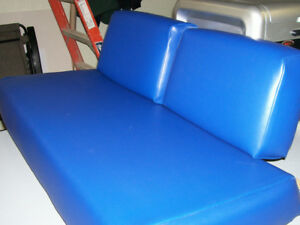 Marine and RV Upholstery