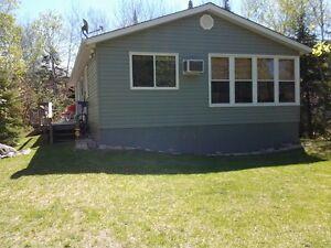 cottage for sale Grausdin Point Lac Du Bonnet
