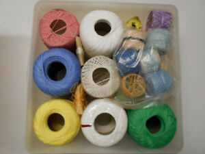 Heavy Weight Thread / Yarn Rolls - $10 OBO for all