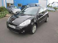 Renault Clio 1.2 16v ( 75bhp ) 2009 Extreme Service History Low Mileage 2 Owners