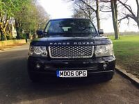 Land Rover RANGE ROVER SPORT 2.7 HSE SPORT 1 previous owner fsh