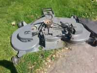 """50"""" Inch Scotts Lawn Tractor Deck"""