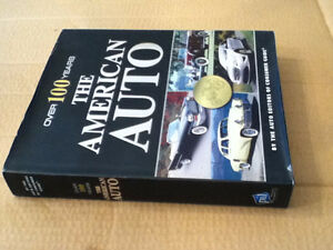 Over 100 Years The American Auto Book Ford GM Dodge etc OBO