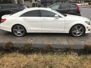 2012 Mercedes-Benz CLS-Class CLS63 AMG Sedan