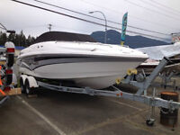 2012 Campion 650 Chase Sport Cabin - Factory Demo
