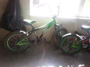 2 street bikes for sale!!price reduced!!
