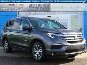 2016 Honda Pilot EX-L | DVD | Low KMs