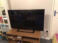 """TV 50"""" LCD Sharp Aquios (less than a year old)"""