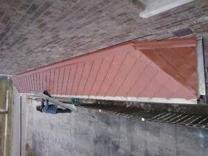 GTA Handyman,.....roof-eavestrough-railing-downpipe-skylight-ve