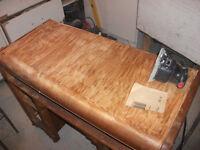 Restauration de meubles antiques