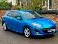 FINANCE AVAILABLE!! 2009 MAZDA 3 2.0 D SPORT 5dr 6 SPEED, 1 YEAR MOT