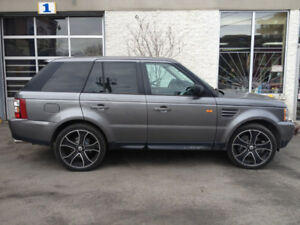 2007 Land Rover Range Rover Sport super charge VUS