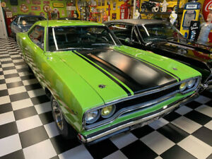 Plymouth Road Runner 1970, Show Car!