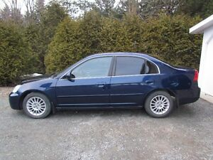 2003 Acura EL Berline