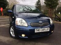 Toyota Yaris 1.3 VVT-i Blue only 13000 miles !!!!!
