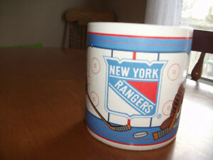 NEW YORK RANGERS MUG