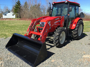 78 HP , 4x4 , Cab , Power Shuttle ,and loader Only $524.00 / M