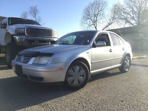 2003 Jetta VR6 LOADED-HEATED LEATHER-SUNROOF $3500 OBO