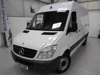 Mercedes Sprinter 313 CDI MWB + JUST SERVICED + NEW TURBOS