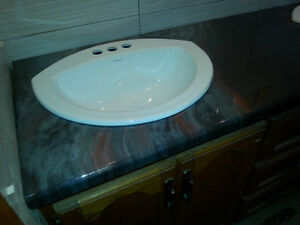 Comptoir epoxy countertop Marbre, Quartz, Granite,,,,25$/pc