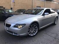BMW 6 SERIES 630i SPORT