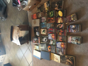 Broken box of books in great condition. Make offer