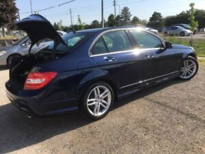 2013 Mercedes Benz C300 - Amazing Car