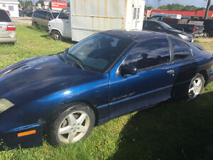 2000 Pontiac Sunfire - Parts car