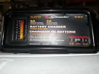 Battery Charger by Schumacher 6 amp this is new