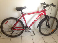 Raliegh city bike hybrid 20'' frame very good condition