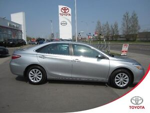 Toyota Camry LE DEMO 2015