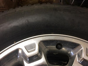 Michelin Tires and Rims Moose Jaw Regina Area image 3