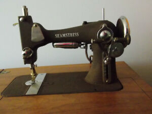 Seamstress Sewing Machine For Sale