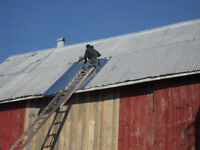 BARN REPAIRS  & STEEL  ROOFING & SANDBLASTING