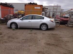 Nissan Altima 2.5 S REDUCED