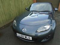 Mazda MX-5 1.8i ( a/c ) SE. FSH. WARRANTY. ALLOYS. AC. EW. EM. CD/AUX.