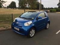 2012 12 Toyota IQ 1.0 VVTI Blue VGC FREE ROAD TAX