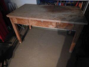 Antique Desk- Reduced Price Belleville Belleville Area image 4