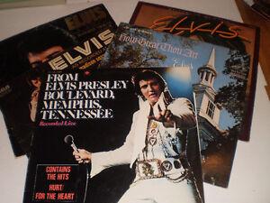 Elvis Presley - 5 Lp`s