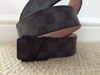 New Men's Louis Vuitton Belt - CAN POST