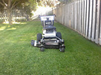 Residential Mowing, Call 5197883761 today
