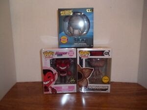 FUNKO POP CHASE EDITIONS