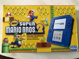 Nintendo 2DS like new only 6 months old